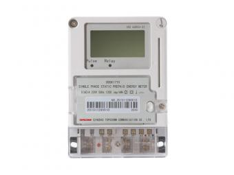 Single Phase Prepayment Smart Meter