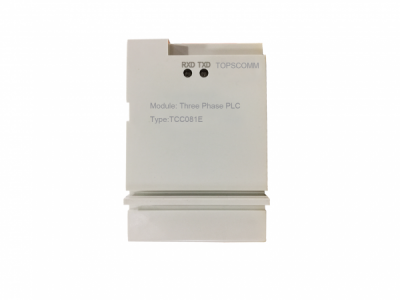 Single Three Phase Power Line Carrier Communication Module